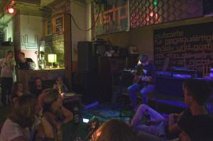 Live at Café Wendel, Berlin