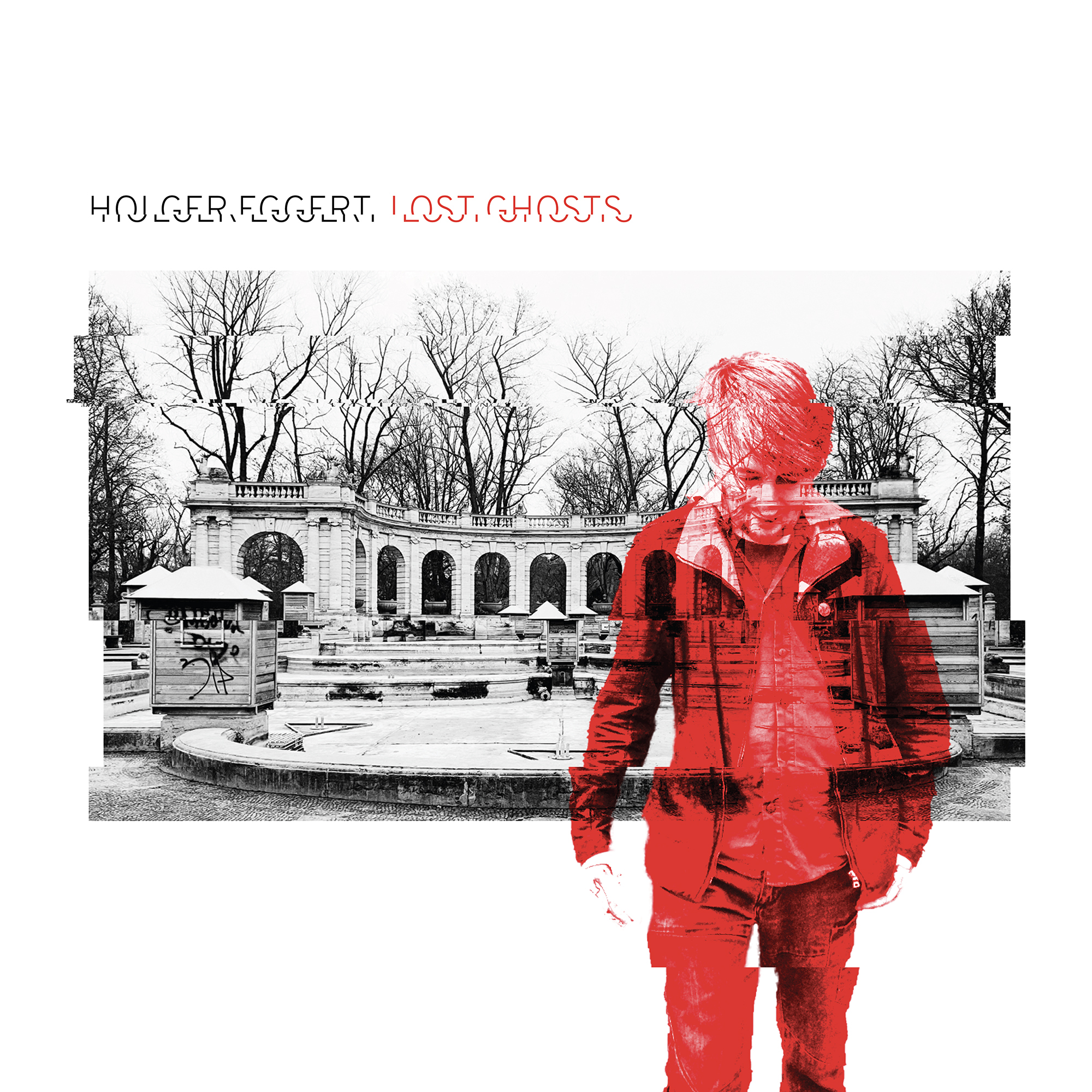 Lost Ghosts (front cover)